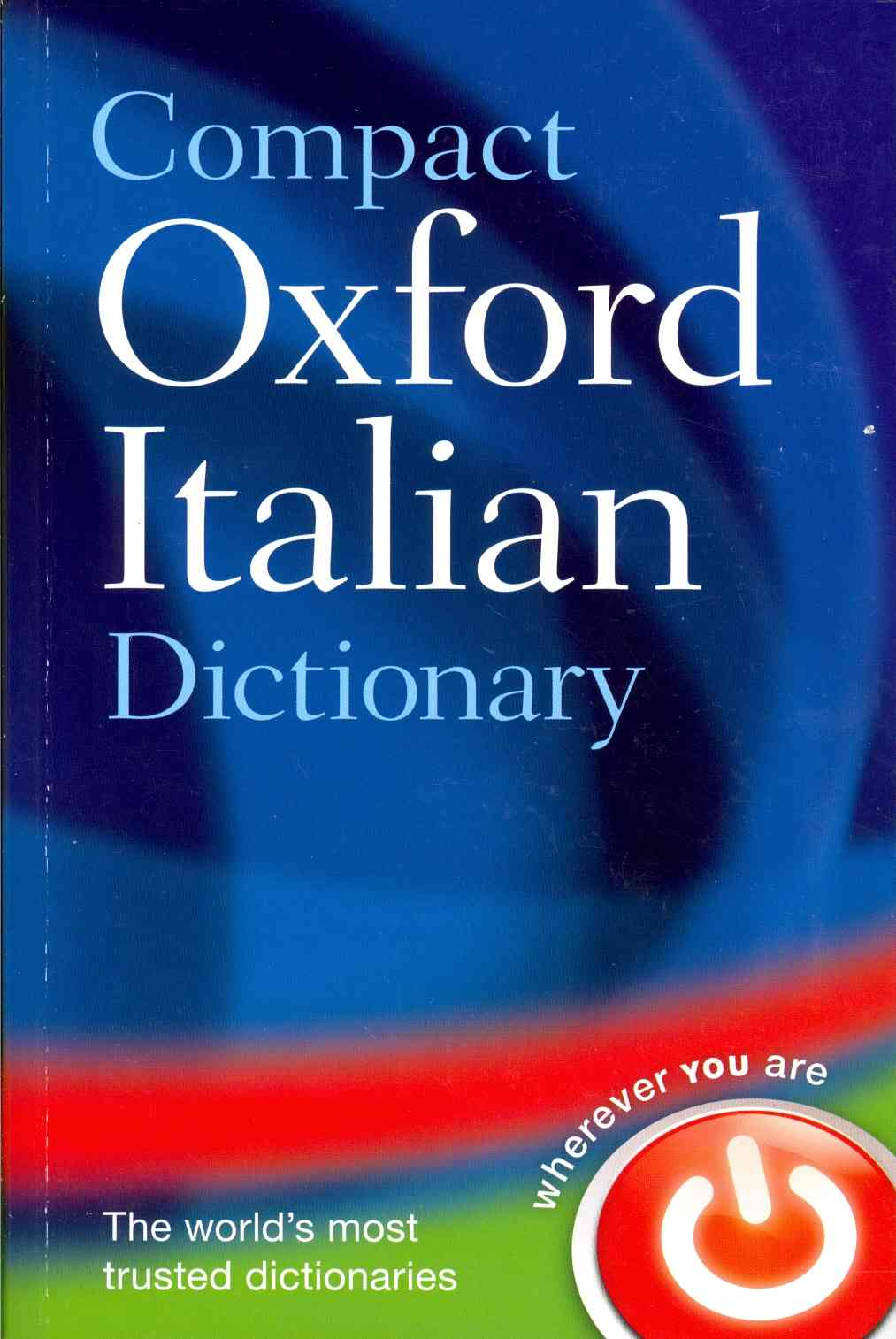Compact Oxford Italian Dictionary By Oxford University Press (COR)